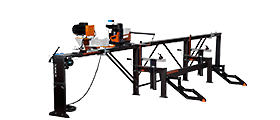 M8 Sawmill (for 3-phase electric)