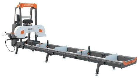 Medium Bandsaw Mill B751 PRO (Heavy Duty)